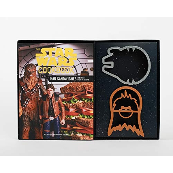 The Star Wars Cookbook: Han Sandwiches and Other Galactic Snacks  General merchandise 2018