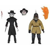 NECA Puppet Master 1/10 Scale Action Figure Ultimate Blade & Torch 2 Pack