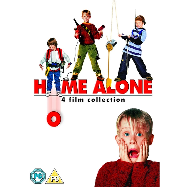Home Alone - 4-Film Collection DVD (2008)