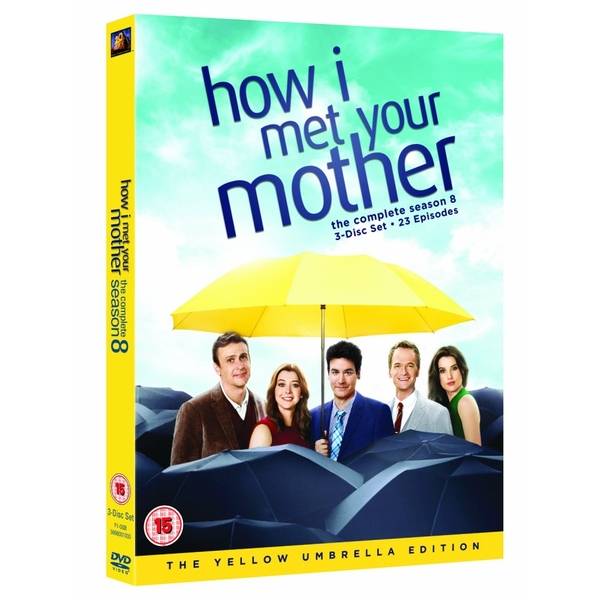 How I Met Your Mother - Season 8 DVD
