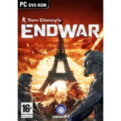 Tom Clancys EndWar Game PC
