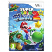 Super Mario Galaxy 2 Game Wii