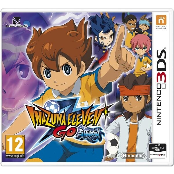 Inazuma Eleven GO Shadow 3DS Game