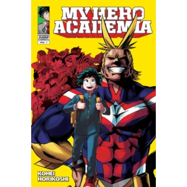 My Hero Academia, Vol. 1 : 1