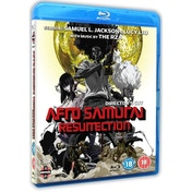 Afro Samurai Resurrection Blu-ray