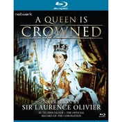 A Queen Is Crowned Blu-ray