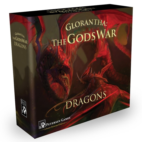 Glorantha: The Gods War Dragons Expansion