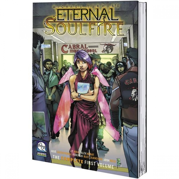 Eternal Soulfire  Volume 1