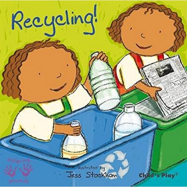 Recycling! by Child's Play International Ltd (Paperback, 2011)