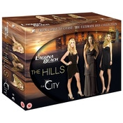 The Hills,The City   Laguna Beach - Collection Box Set DVD [Damaged Packaging]