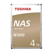 Toshiba 4TB N300 NAS Internal HDD Bulk