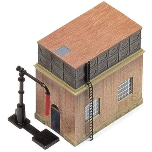 Hornby Water Tower Model