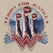 Wonder Woman - Fight For Justice - Fist Canvas