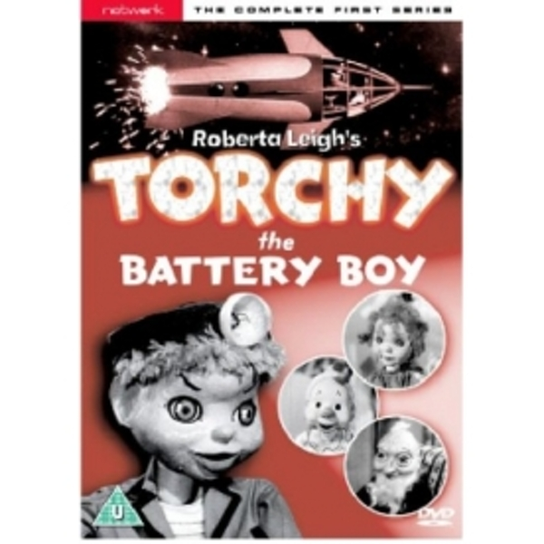 Torchy The Battery Boy - Series 1 DVD
