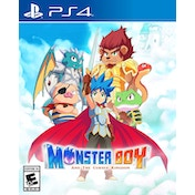 Monster Boy and the Cursed Kingdom Launch Edition PS4 Game (#)