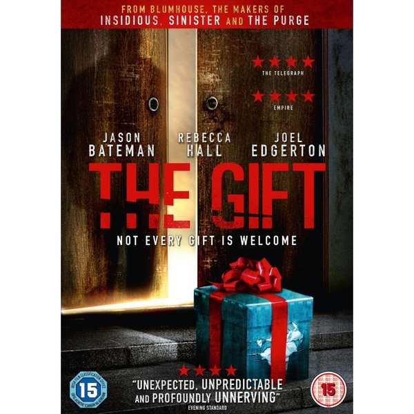 The Gift DVD - Image 1