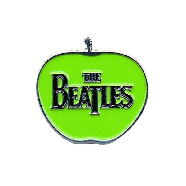 The Beatles - Apple Logo Pin Badge
