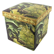 Forest Dragon Storage Box