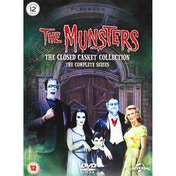 The Munsters: The Closed Casket Collection - The Complete Series DVD