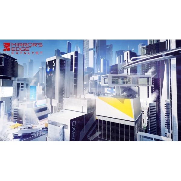 Mirrors Edge Catalyst Xbox One Game - Image 4