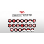 Dungeons & Dragons Character Token Set
