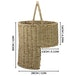 Seagrass Stair Basket | M&W - Image 5