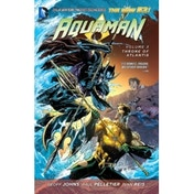 DC Comics Aquaman Volume 3 Throne of Atlantis Paperback The New 52