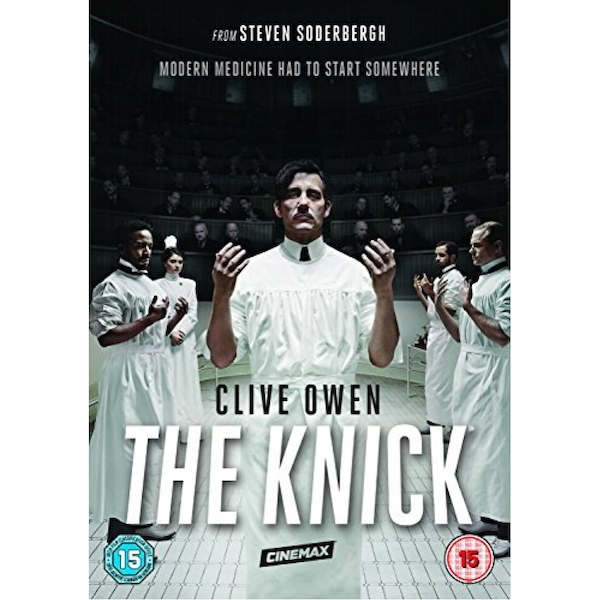 The Knick DVD