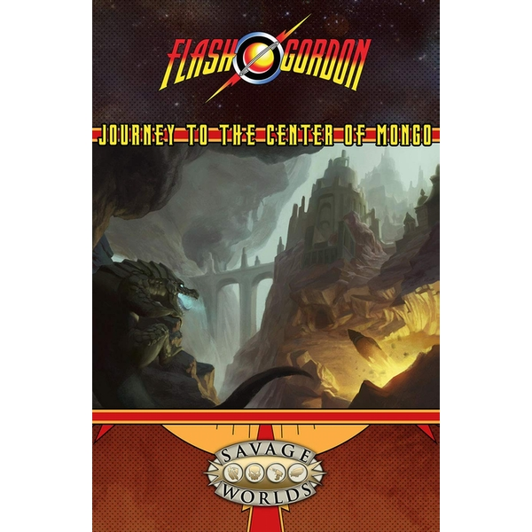 Savage Worlds - Flash Gordon RPG: GM Screen
