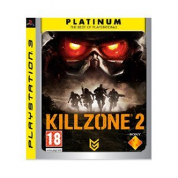 Killzone 2 Game (Platinum) PS3 - Image 1