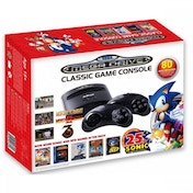 Ex-Display Arcade Classic Mega Drive Wireless 80 Games Sonic 25th Anniversary Edition 3-Pin Console Used - Like New