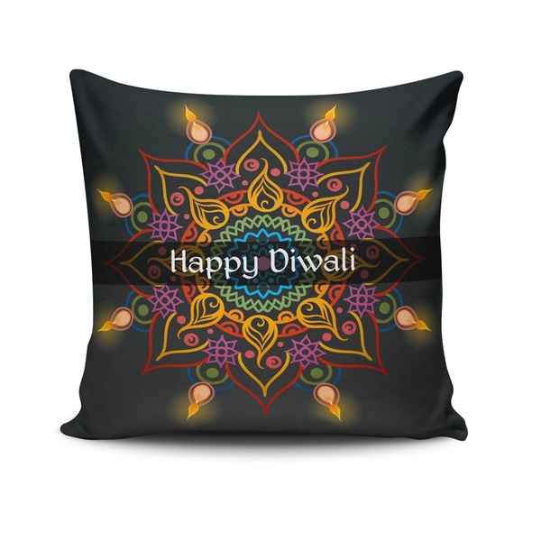 NKLF-365 Multicolor Cushion Cover
