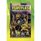 Teenage Mutant Ninja Turtles Tea Time For A Turtle Hardcover