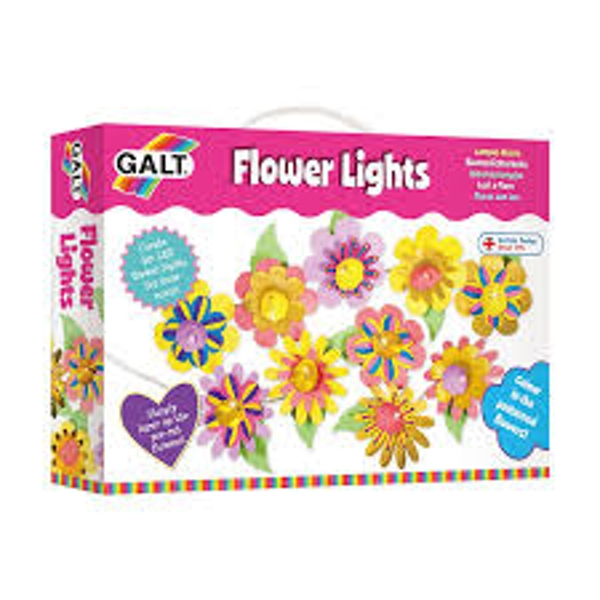 Flower Lights Creative Activity Set