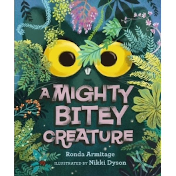 A Mighty Bitey Creature Hardcover