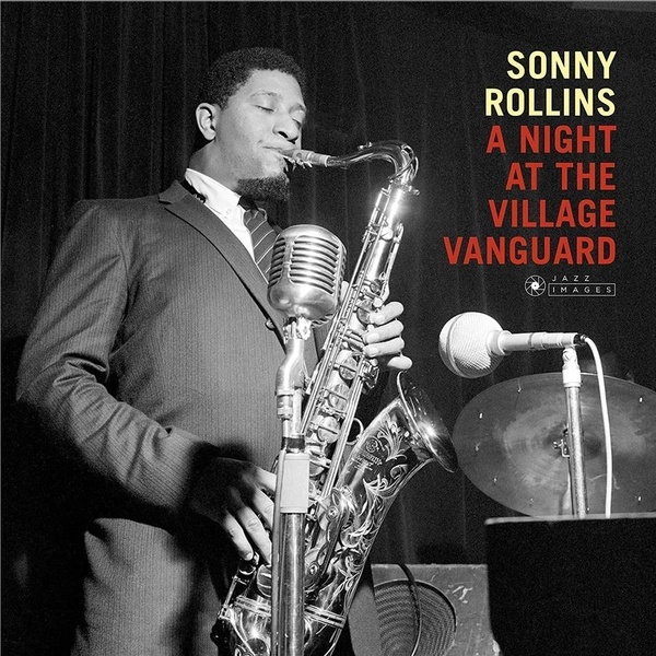 Sonny Rollins - A Night At The Village Vanguard Vinyl