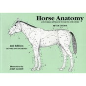 Horse Anatomy: A Pictorial Approach to Equine Structure by Peter C. Goody (Paperback, 2000)