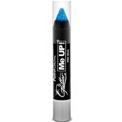 (5 Pack) PaintGlow UV Glitter Me Up Paint Stick (Ice Blue) 3g