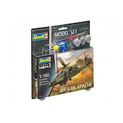 AH-64A Apache 1:100 Revell Model Kit