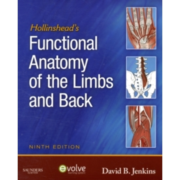 Hollinshead's Functional Anatomy of the Limbs and Back by David B. Jenkins (Paperback, 2008)