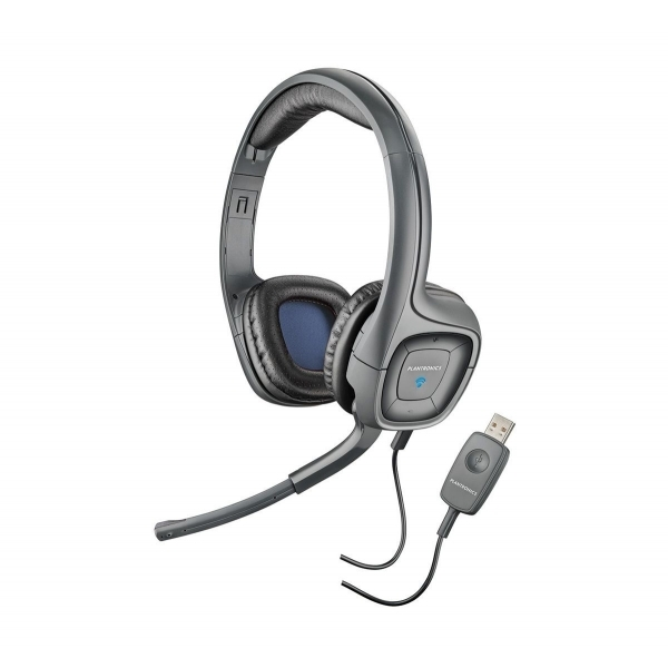 Plantronics .Audio 628 headset Semi-open, Binaural 81960-15