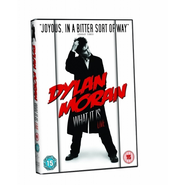 Dylan Moran Live: What It Is DVD