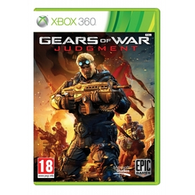 Gears Of War Judgment Game Xbox 360
