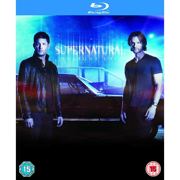 Supernatural Season 1-13 Blu-ray