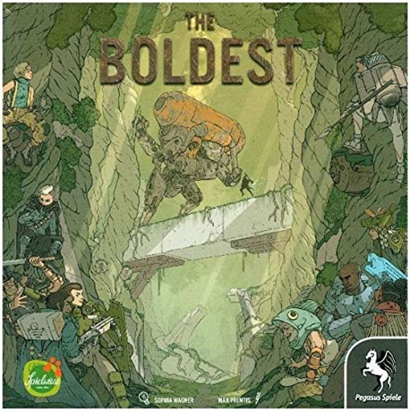 The Boldest Board Game