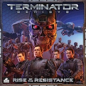 Terminator Genisys: Rise of The Resistance Board Game