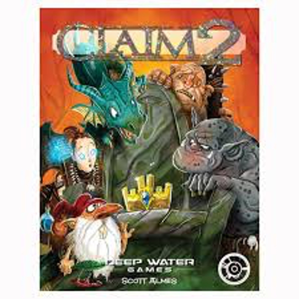 Claim 2 Card Game