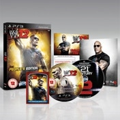 WWE 12 The People's Edition Game PS3