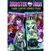 Monster High - Scaremester Collection   New Ghoul at School DVD