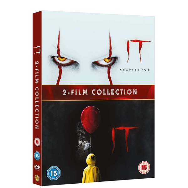 IT 2-Film Collection DVD